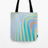 More Waves Tote Bag