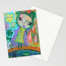 Dreaming of Giverney Stationery Cards