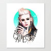 Artangel Canvas Print