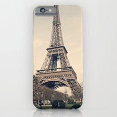 Good Morning Paris iPhone 6 Slim Case