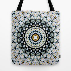 Just Because Nothingness Mandala Tote Bag
