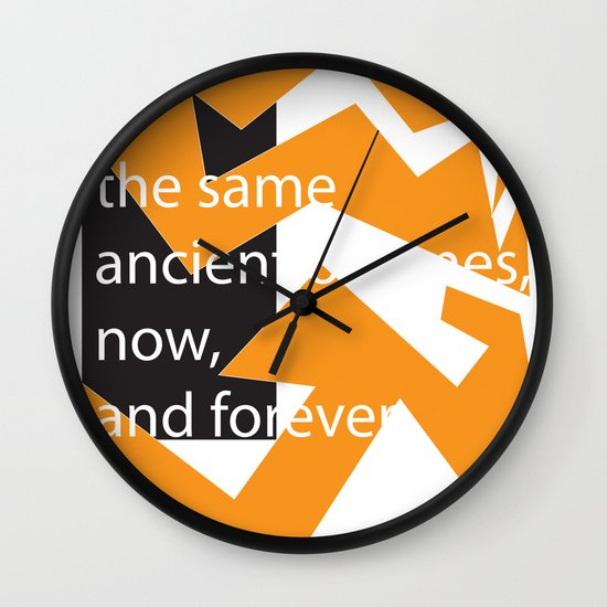 The Same Wall Clock