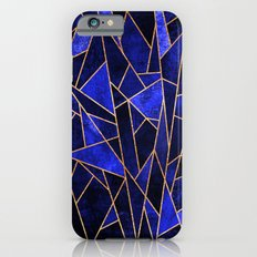 Shattered Sapphire Slim Case iPhone 6s
