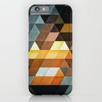 iPhone & iPod Case featuring gyld^pyrymyd by Spires