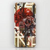 Ruin iPhone & iPod Skin