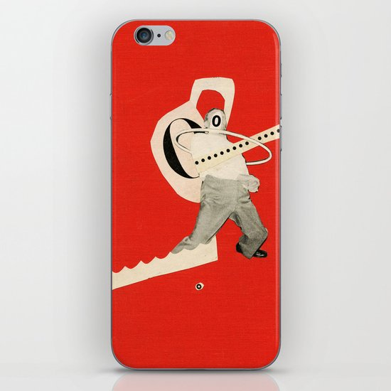 ~hula oups~ iPhone & iPod Skin