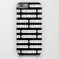 Grift Black & White Patt… iPhone 6 Slim Case