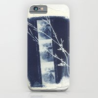 Cyanotype Collage iPhone 6 Slim Case