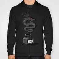 Ink Dragon Hoody