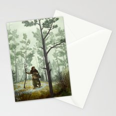 Adin in the Wilderness Stationery Cards