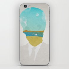 the (Silence) Impossible Astronaut iPhone & iPod Skin