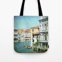 The Grand Lady - Venice Tote Bag