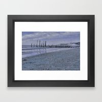 Pt Willunga Framed Art Print