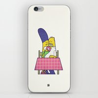 You are the sweetest thing iPhone & iPod Skin