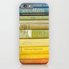Rainbow Library iPhone 6 Slim Case