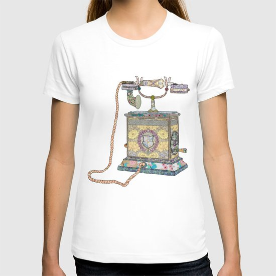 waiting for your call since 1896 T-shirt