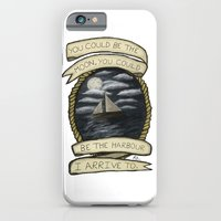 Nautical Drawing iPhone 6 Slim Case