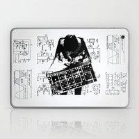 Synth Laptop & iPad Skin