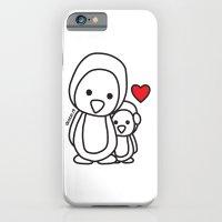 Penguin Sweetness iPhone 6 Slim Case