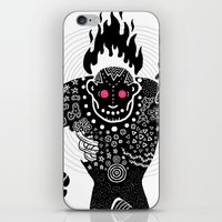 RUN iPhone & iPod Skin