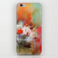 Petite fleur iPhone & iPod Skin