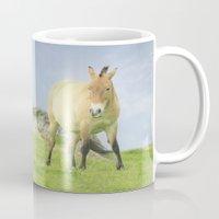 Wild horse Mug