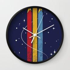 Star Trek - Boldly Go Wall Clock