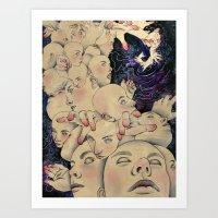 Spiral Out Art Print