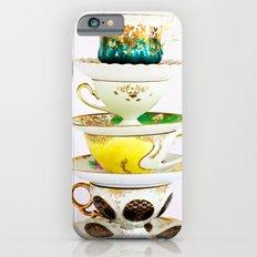 Tip Top TeaCup iPhone 6s Slim Case