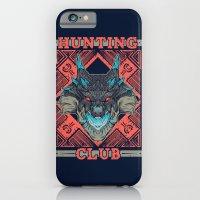 Hunting Club: Abyssal Lagiacrus iPhone 6 Slim Case