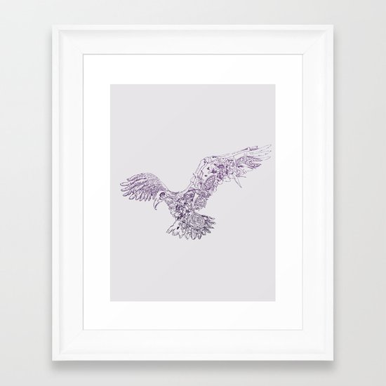 Paradise Found Framed Art Print