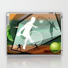Tennis Laptop & iPad Skin