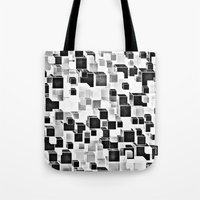 Sugar (monochrome Series… Tote Bag
