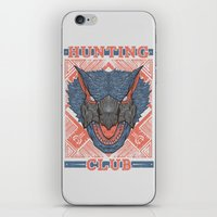 Hunting Club: Nargacuga  iPhone & iPod Skin