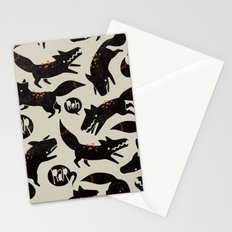 werewolfs Stationery Cards