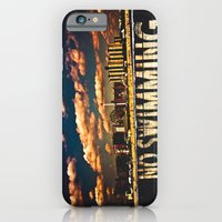 iPhone & iPod Case featuring That Sinking Feeling by Phil Provencio