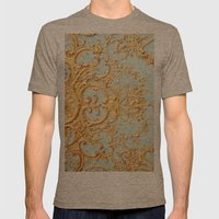 Folie Mens Fitted Tee Tri-Coffee SMALL
