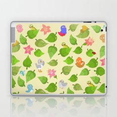 birds&leaves Laptop & iPad Skin