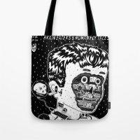 Adventures In Cucacolor Tote Bag