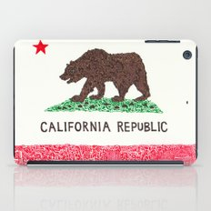 The California Republic iPad Case