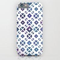 Broken Geometry 3 iPhone 6 Slim Case