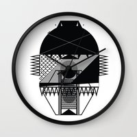 Make Things Slithy Different_the Mask Wall Clock