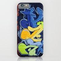 Wall-Art-010 iPhone 6 Slim Case