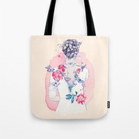 Undress me Tote Bag
