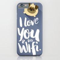 I love you iPhone 6 Slim Case