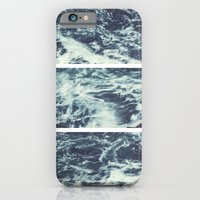 Saltwater Tryptych iPhone 6 Slim Case