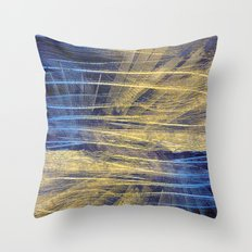 Lines #2 Throw Pillow