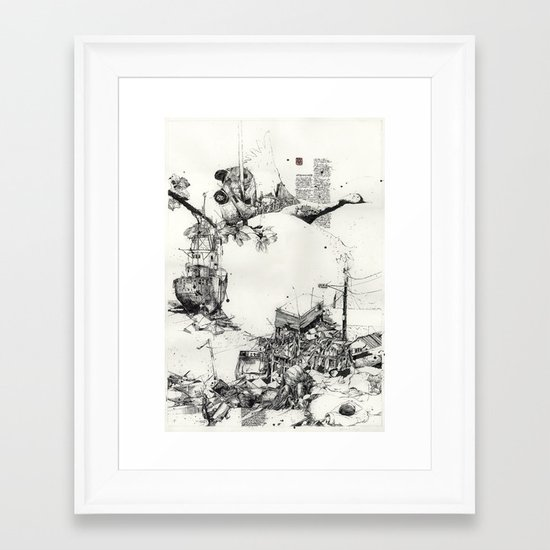 Japan 1 Framed Art Print
