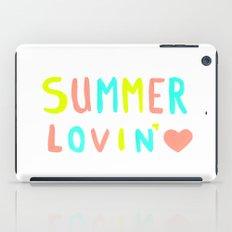 Summer Lovin' iPad Case
