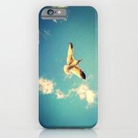 iPhone & iPod Case featuring Soaring by Natasha Alexandra Englehardt